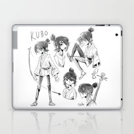 kubo Laptop & iPad Skin