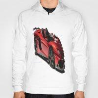 lamborghini Hoodies featuring Lamborghini Veneno by rosita