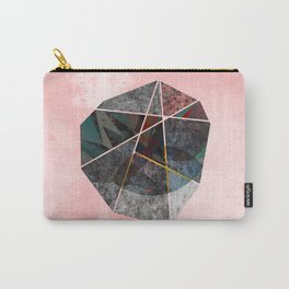 UNSETTLED OCTAGON Carry-All Pouch