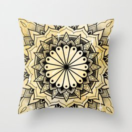 Follow Your Soul, It Knows The Way Throw Pillow