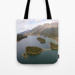 Azouzetta Lake Tote Bag