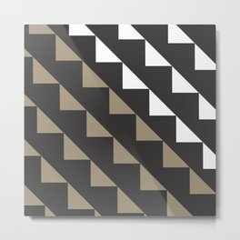Art Deco Pattern #society6 #decor #buyart Metal Print