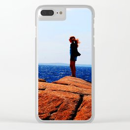 Infini Clear iPhone Case