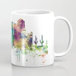 Tucson, Arizona Skyline SP Coffee Mug