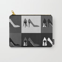heel shoes-ı Carry-All Pouch