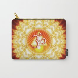 Sahasra Chakra - Crown Chakra Golden - First Editon Carry-All Pouch