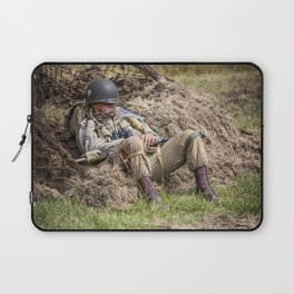 Time out. Laptop Sleeve