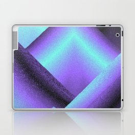 purple and blue mountains Laptop & iPad Skin