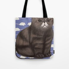 Cranky Cat / Shitty Kitty Tote Bag