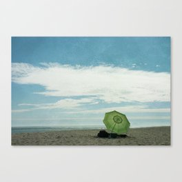 Peace and Quiet Canvas Print