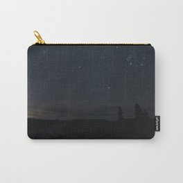 Geminid Road Carry-All Pouch