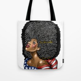 Our Lives Matter Tote Bag