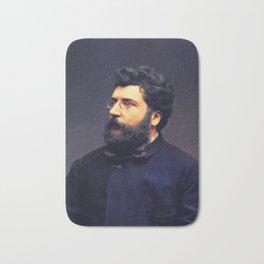 Georges Bizet, Music Legend Bath Mat