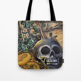 Time Is Money Tote Bag