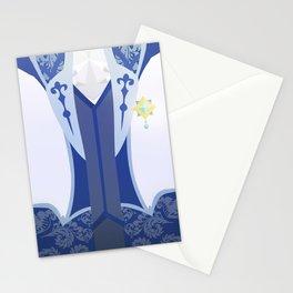 """Symphony No. 9, 2nd Movement """"Advent"""" Stationery Cards"""