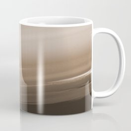 Sepia Brown Ombre Coffee Mug