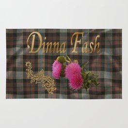 Dinna Fash (Outlander) Rug