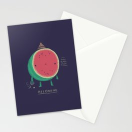 melonnial Stationery Cards
