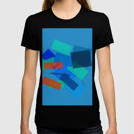 Retracting in Motion T-shirt