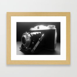 My Old Camera. Framed Art Print