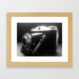 My Old Camera. Framed Art Print