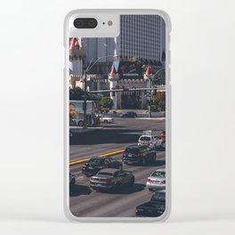 Las Vegas Strip Clear iPhone Case