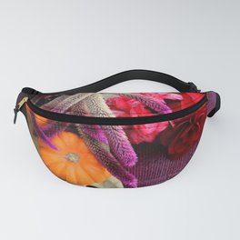 Bloody, Creepy, October-feast For The Eyes Fanny Pack