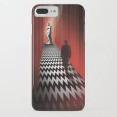Twin peaks firewalk with me art iPhone 8 Plus Slim Case