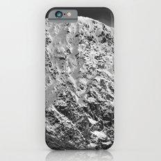 Fresh Snow in Portage Valley, Alaska - B & W iPhone 6s Slim Case