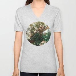 Treetops Unisex V-Neck