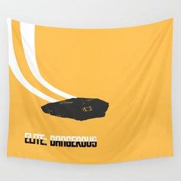 Elite: Dangerous inspired - The Cobra  Wall Tapestry