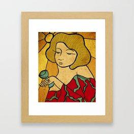 Copa Framed Art Print