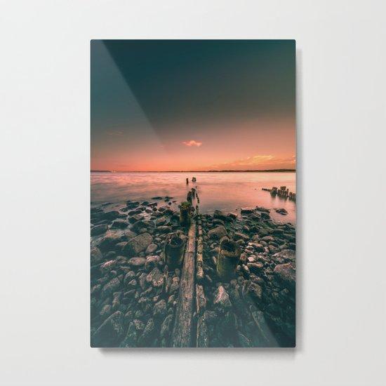 Guidance Metal Print