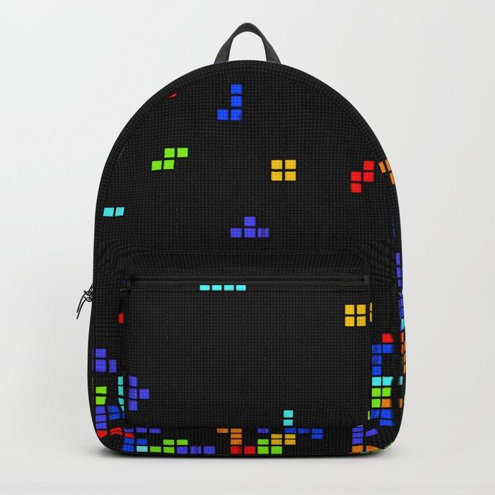 Tetris Time Rucksack