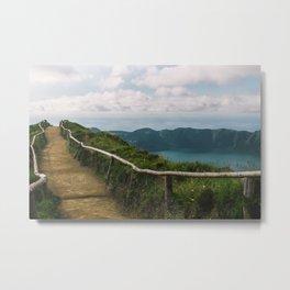 Azores II, Portugal, 2017 Metal Print