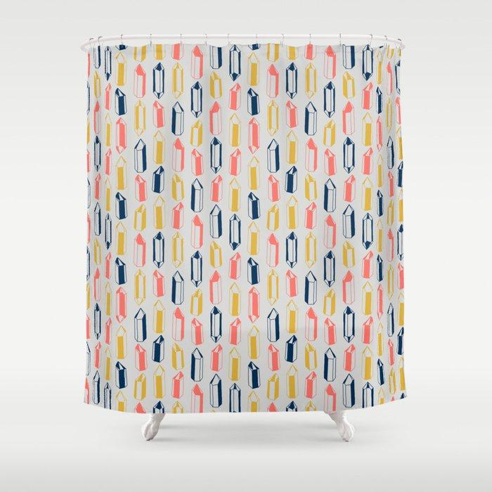 You're a Gem Shower Curtain