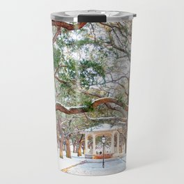 Snow White Point Gardens Travel Mug