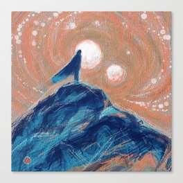 Wandering & Wonder Canvas Print