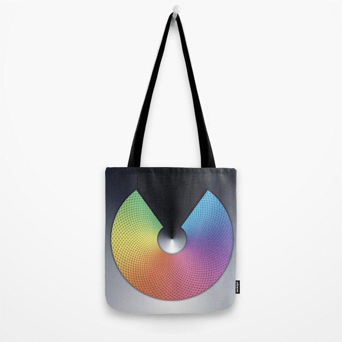 RAINBOW METALS Tote Bag