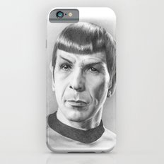 Spock - Fascinating (Star Trek TOS) Slim Case iPhone 6s