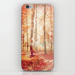 A Soul On Fire iPhone Skin