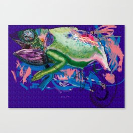 Chamaeleonidae Canvas Print