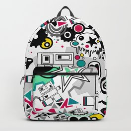 CUTE ROBOTS Backpack