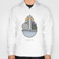 vancouver Hoodies featuring Vancouver by Ryan Molag Design & Photo
