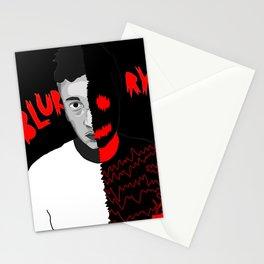 Tyler Joseph- Blurry Face Stationery Cards