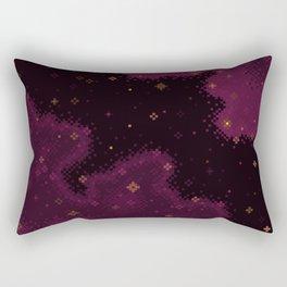 Garnet Universe Rectangular Pillow
