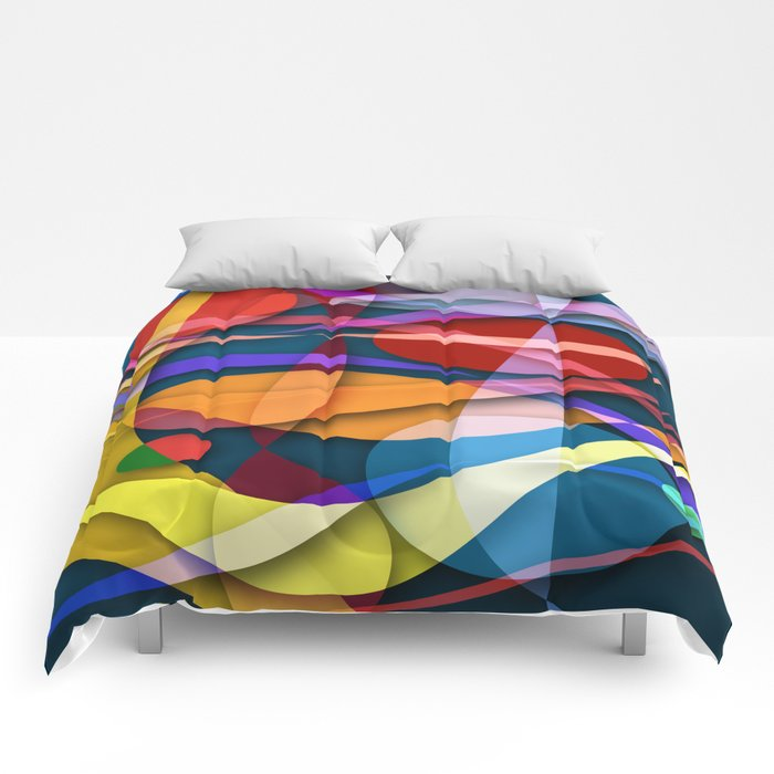 Abstract #358 Comforters