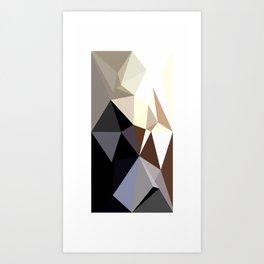 Geometric III Art Print
