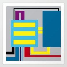 P.H. - Machine Art Print