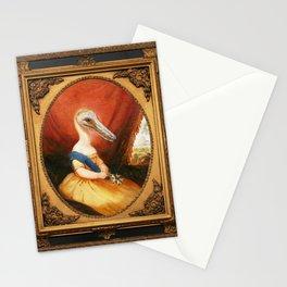 Framed Baby Buitreraptor Stationery Cards